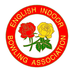 English Indoor Bowling Association Logo
